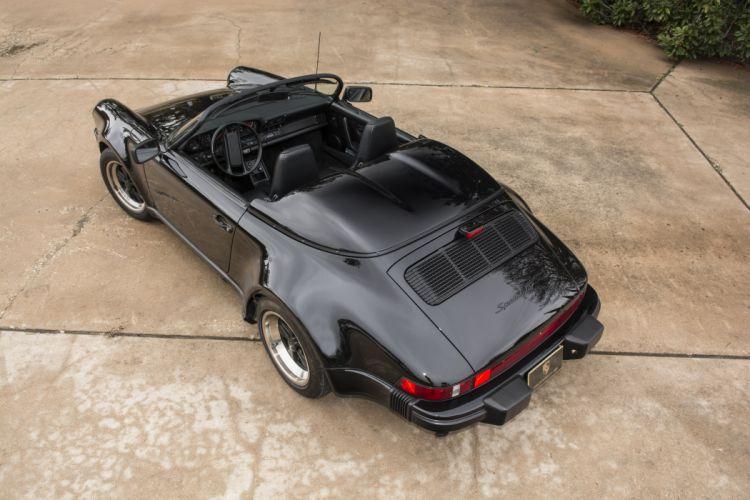 1989 Porsche 911 Speedster Germeny 6000x4000-04 wallpaper