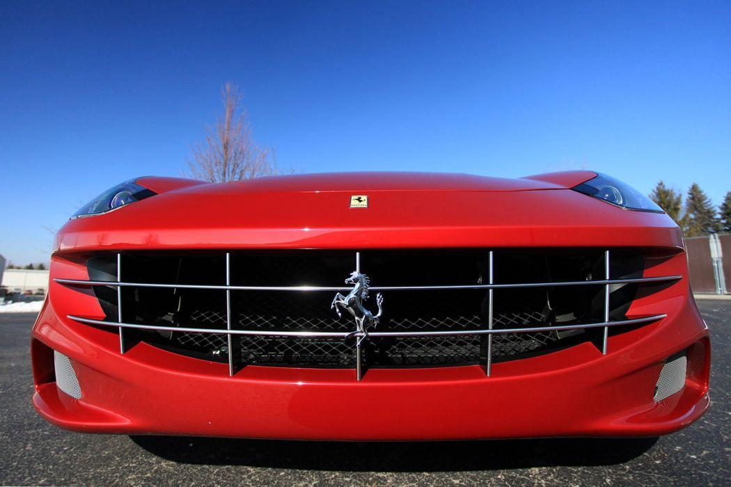 2012 Ferrari FF Super Car Italy 1920x1280-07 wallpaper