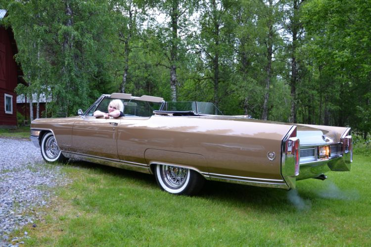 1964 Cadillac DeVille Convertible Classic Old USA 5120x3412-01 wallpaper