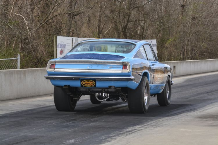 1968 Plymouth Barracuda Super Stock Drag Dragster Race USA 6000x4000-06 wallpaper