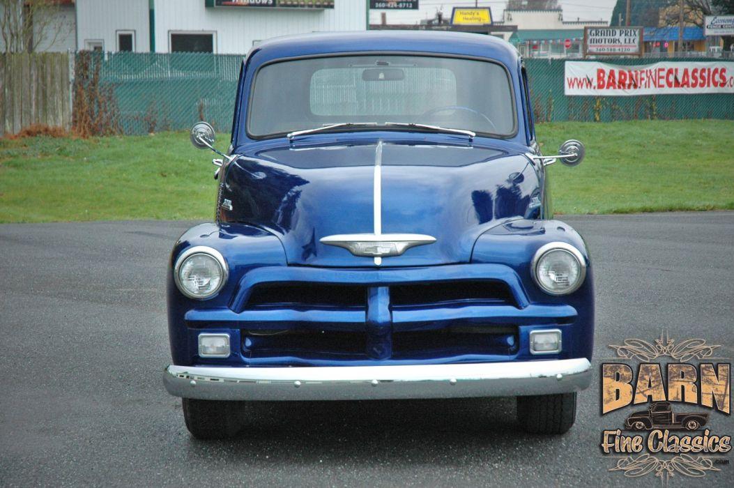 1954 Chevrolet 3100 Hotrod Hot Rod Custom USA 1500x1000-04 wallpaper