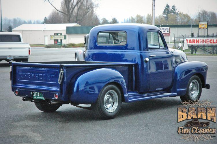 1954 Chevrolet 3100 Hotrod Hot Rod Custom USA 1500x1000-03 wallpaper