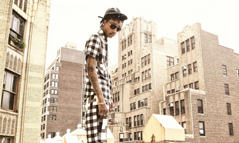 WIZ KHALIFA rap rapper hip hop gangsta 1wizk weed drugs marijuana 420 wallpaper