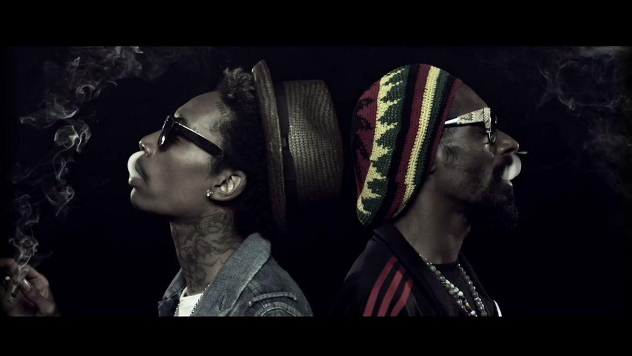 WIZ KHALIFA rap rapper hip hop gangsta 1wizk weed drugs marijuana 420 snoop dogg wallpaper