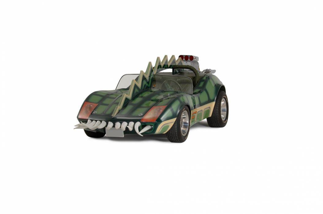 1975 Movie Death Race 2000 Horrible Ugly Fantasy Fiction Corvette Fantasy Curious Bizarre USA 4500x2900-10 wallpaper