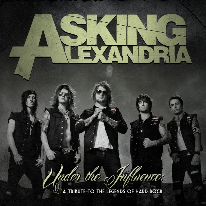 ASKING ALEXANDRIA metalcore heavy metal hard rock 1aska wallpaper