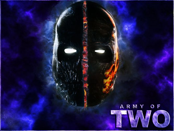 Murder death Adventures fun army of two games fights military wars wallpaper