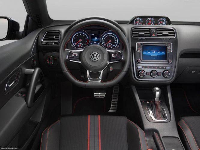 Volkswagen Scirocco GTS cars 2016 wallpaper