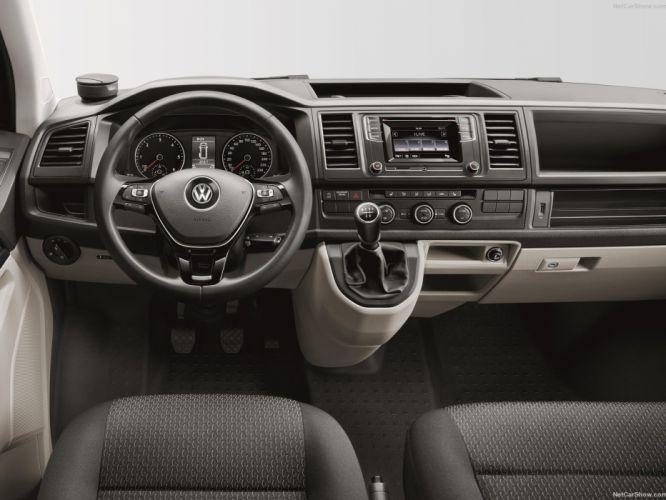 Volkswagen Transporter T6 cars van 2016 wallpaper