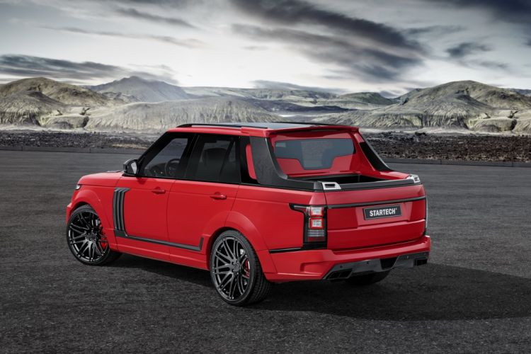 2015 Startech Range Rover pick-up modified wallpaper