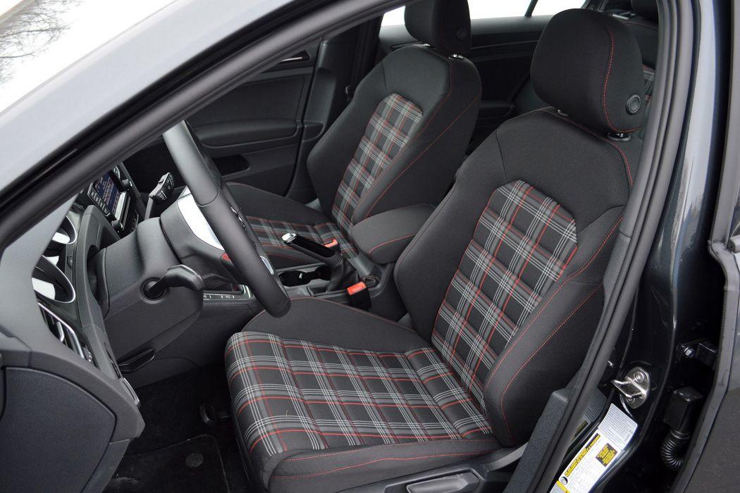 2015 Volkswagen golf GTI cars wallpaper