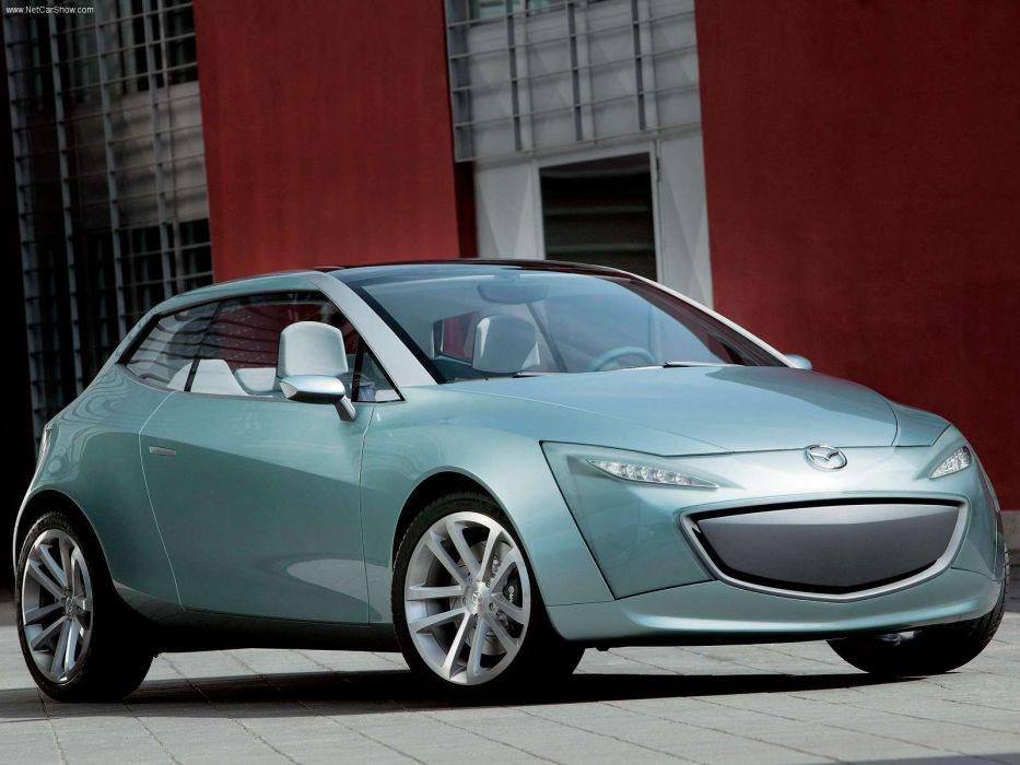 Mazda Sassou Concept cars 2005 wallpaper