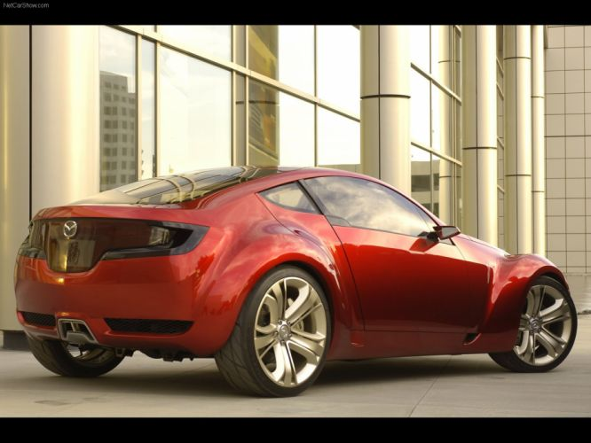 Mazda Kabura Concept cars 2006 wallpaper