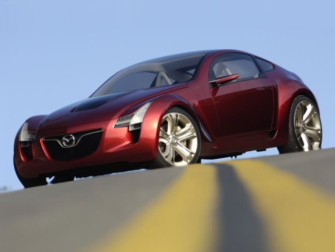 Mazda Kabura Concept cars 2006 wallpaper
