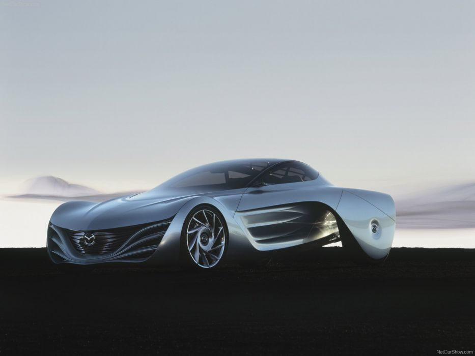Mazda Taiki Concept cars 2007 wallpaper