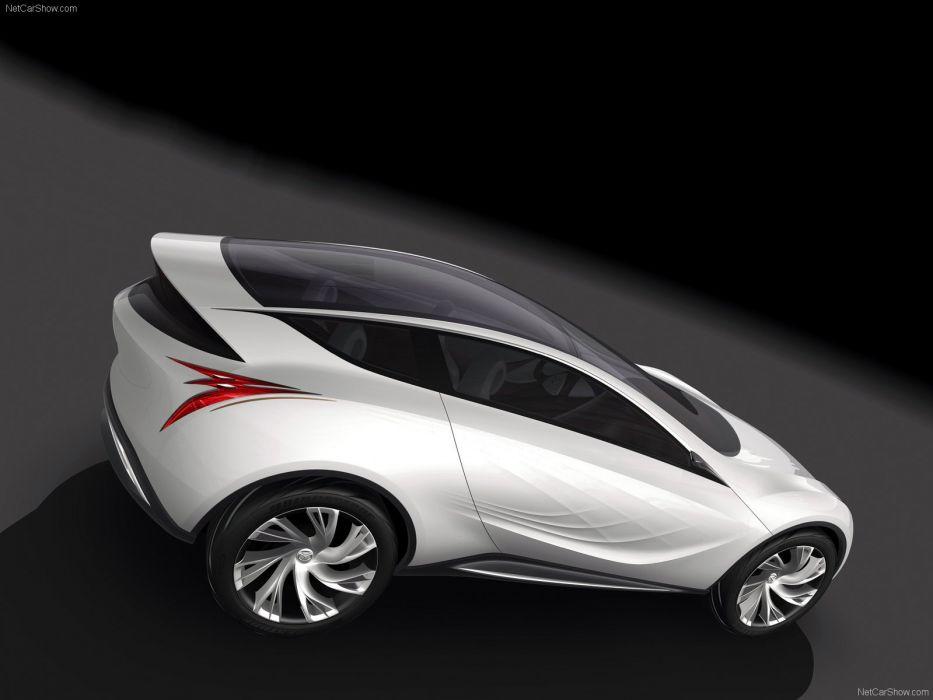 Mazda Kazamai Concept cars 2008 wallpaper