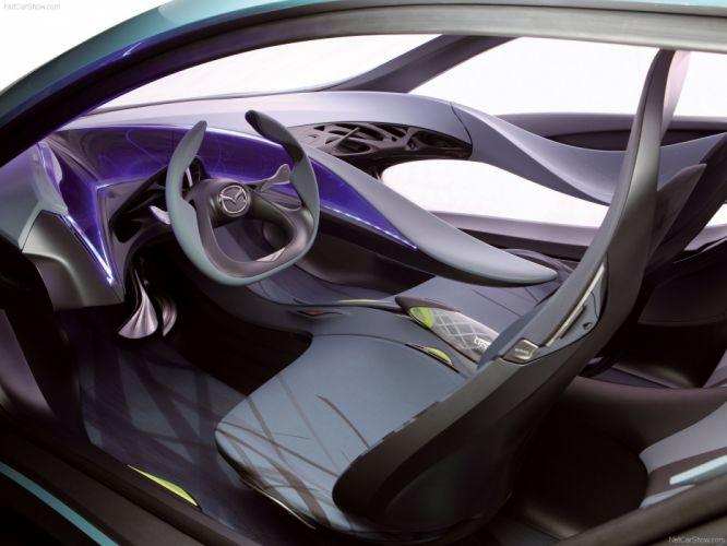 Mazda Kiyora Concept cars 2008 wallpaper