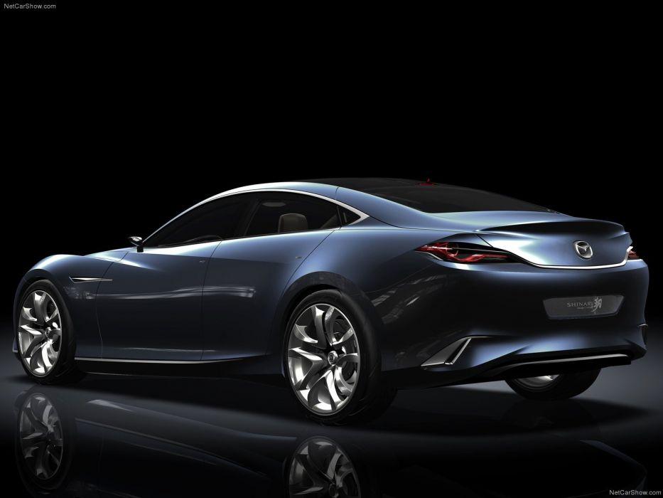 Mazda Shinari Concept cars 2010 wallpaper