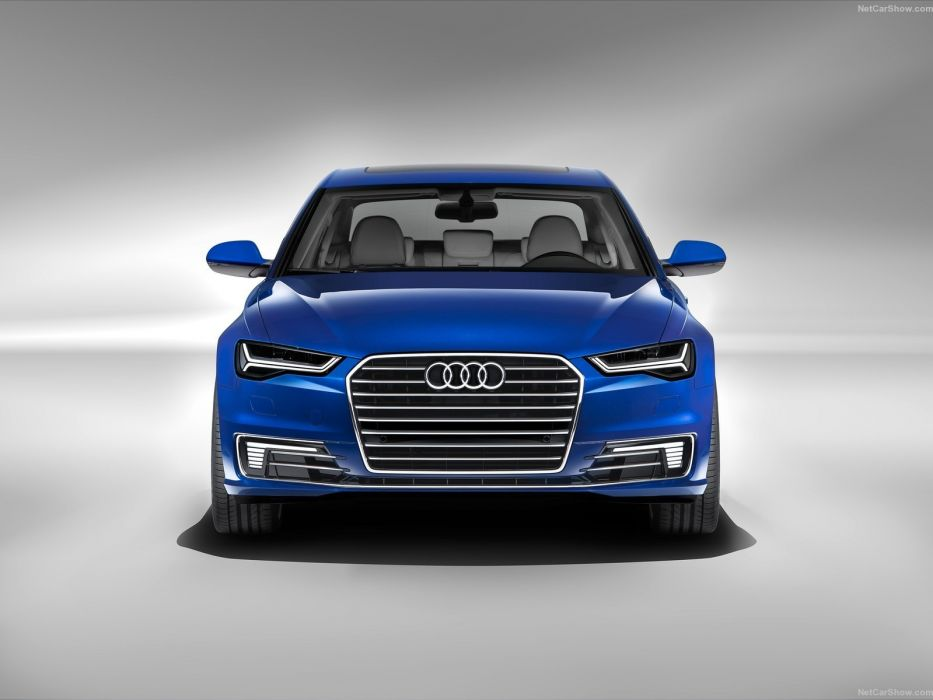 Audi A6L e-tron cars sedan 2017 wallpaper