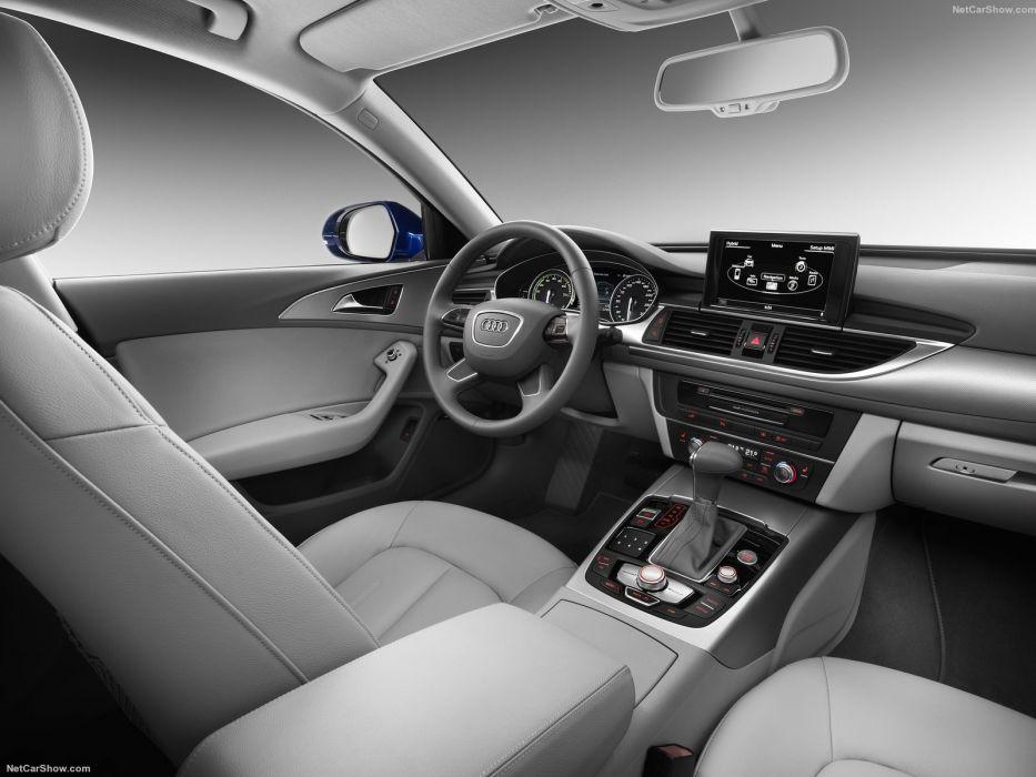 Audi A6L e-tron cars sedan 2017 wallpaper