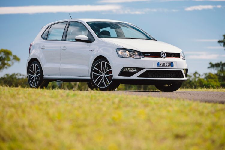 Volkswagen Polo GTI AU-spec 2015 cars wallpaper