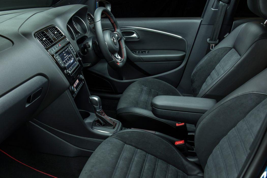 Volkswagen Polo GTI AU-spec 2015 cars wallpaper