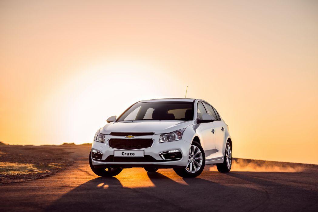 Chevrolet Cruze Hatchback ZA-spec 2015 cars wallpaper