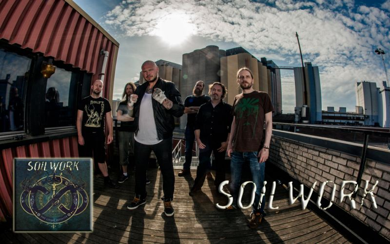 SOILWORK melodic death metal heavy alternative 1soil poster wallpaper