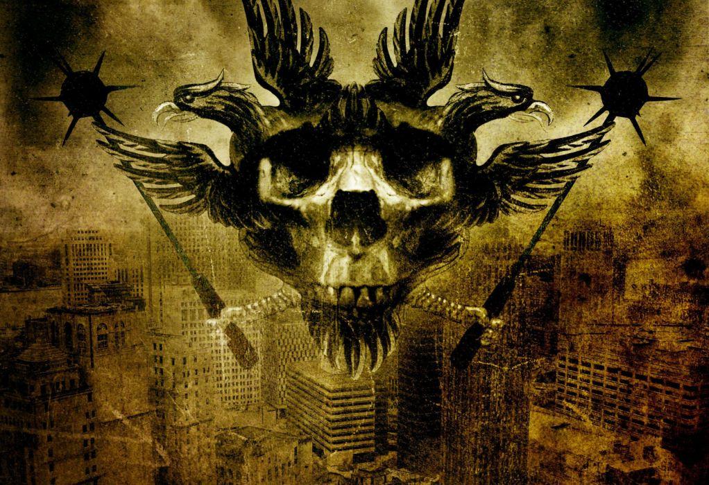 HATEBREED metalcore heavy metal hardcore nu-metal thrash 1hate wallpaper