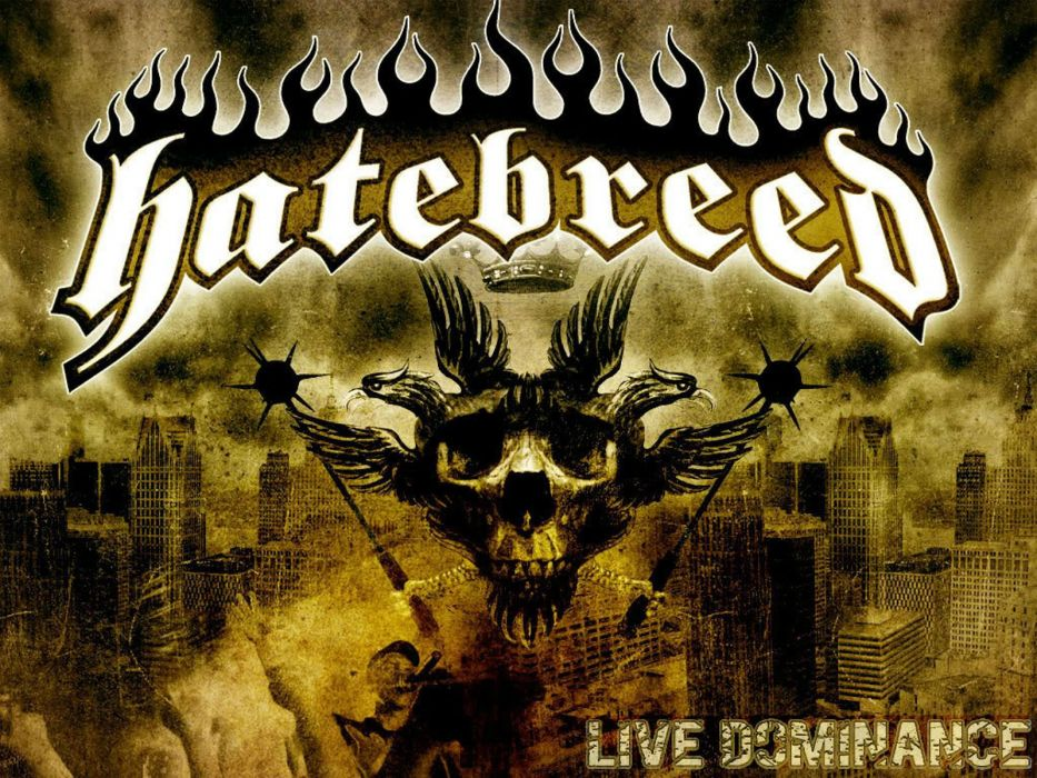 HATEBREED metalcore heavy metal hardcore nu-metal thrash 1hate wallpaper