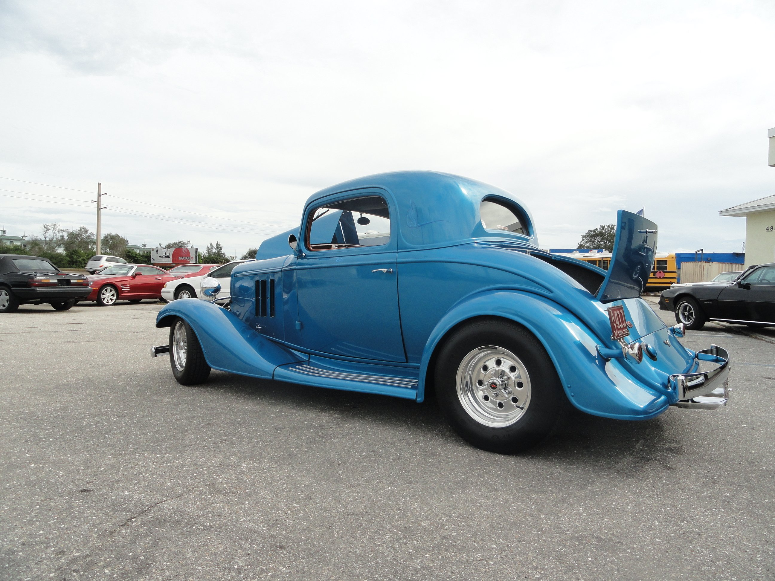 1933 chevy coupe three window hotrod streetrod hot rod for 1933 chevy 3 window coupe