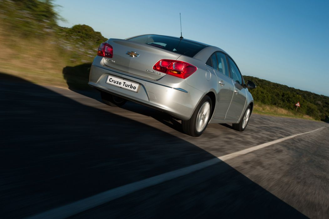 Chevrolet Cruze ZA-spec J300 2015-03 wallpaper