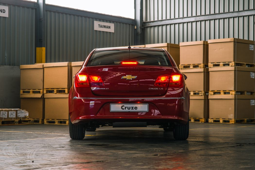 Chevrolet Cruze ZA-spec J300 2015-15 wallpaper