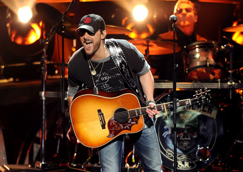 ERIC CHURCH countrywestern country western singer 1ericc southern guitar concert wallpaper