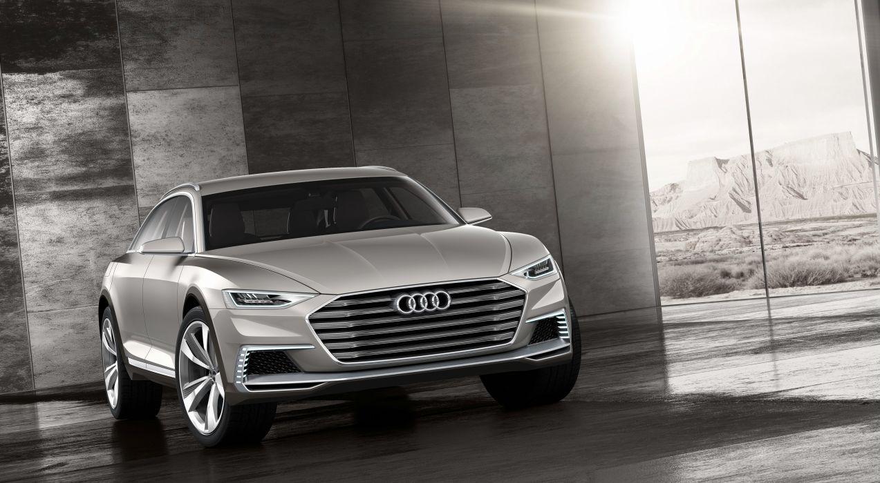 Audi prologue allroad 2015-03 wallpaper