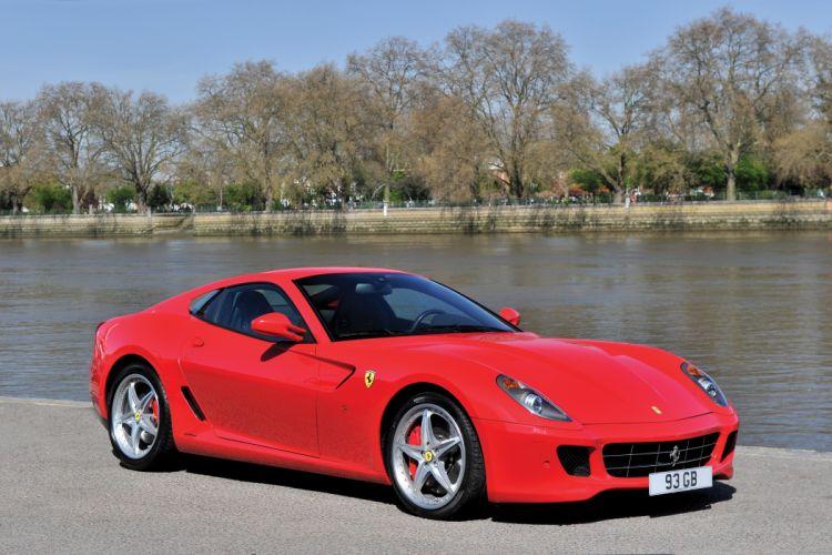 Ferrari 599 GTB Fiorano HGTE 2009 designed by Pininfarina-01 wallpaper