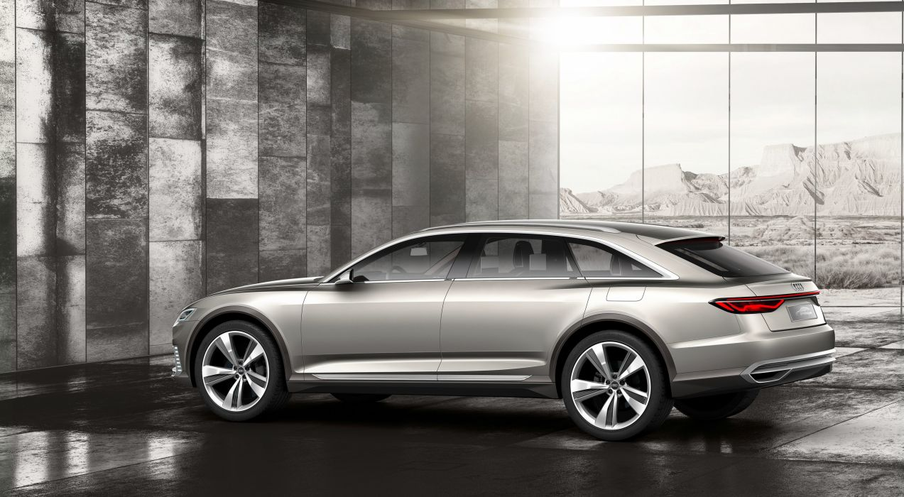 Audi prologue allroad 2015-05 wallpaper