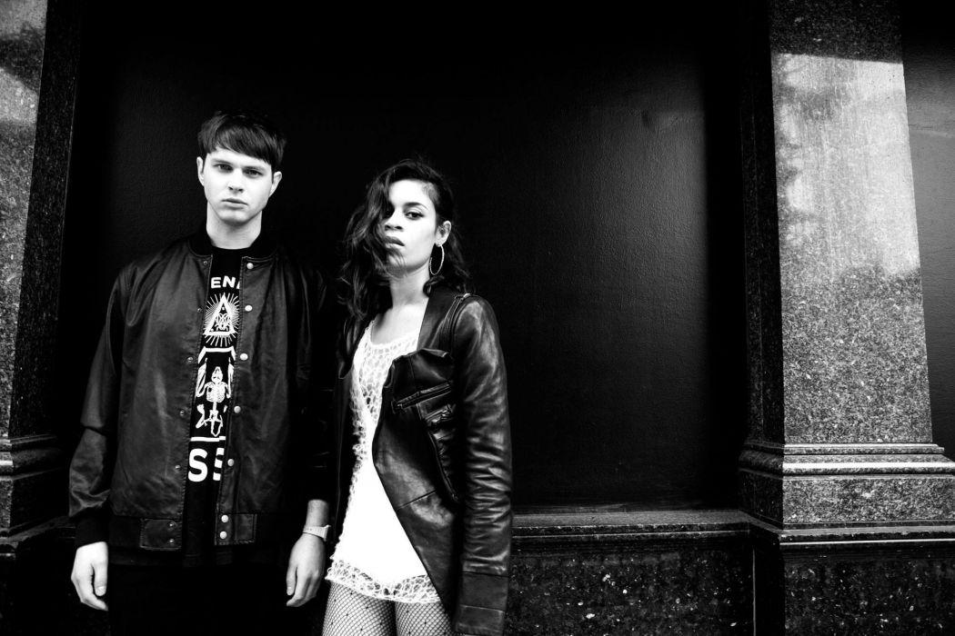ALUNAGEORGE electronic electro synthpop pop trip hop r-b garage indie 1aluna wallpaper