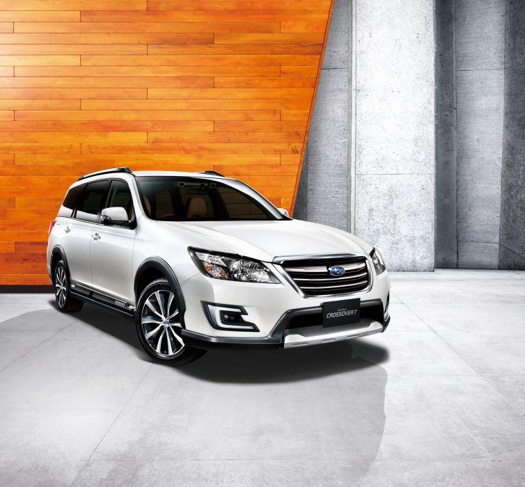 Subaru Exiga Crossover-7 YA5 2015-05 wallpaper