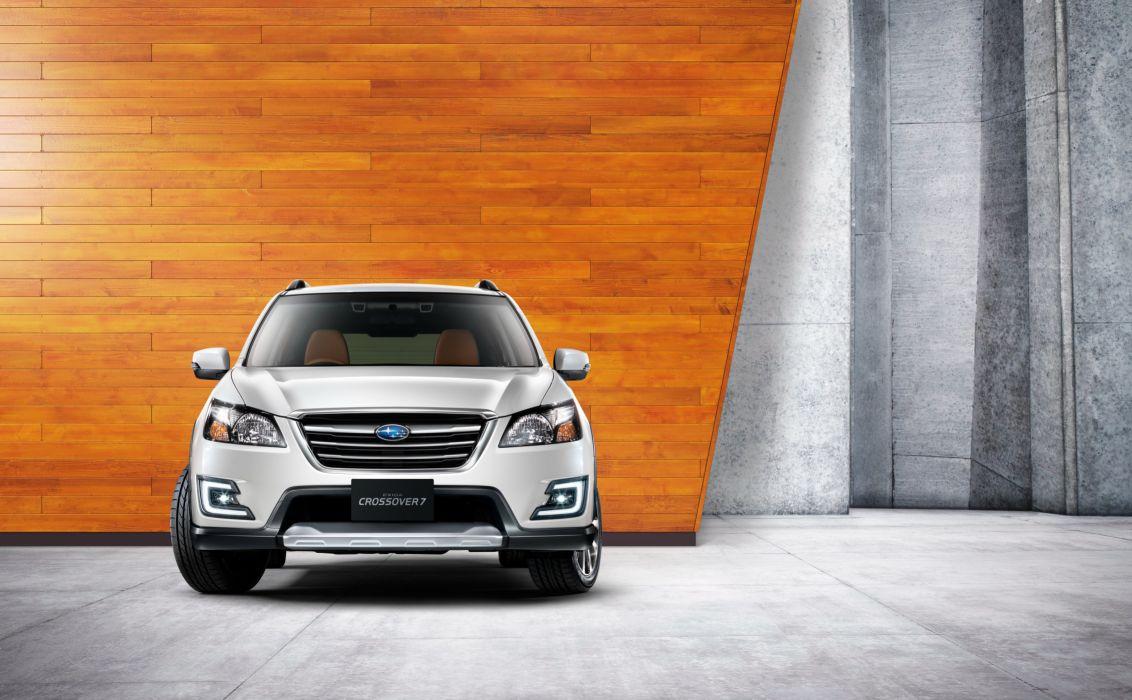 Subaru Exiga Crossover-7 YA5 2015-07 wallpaper