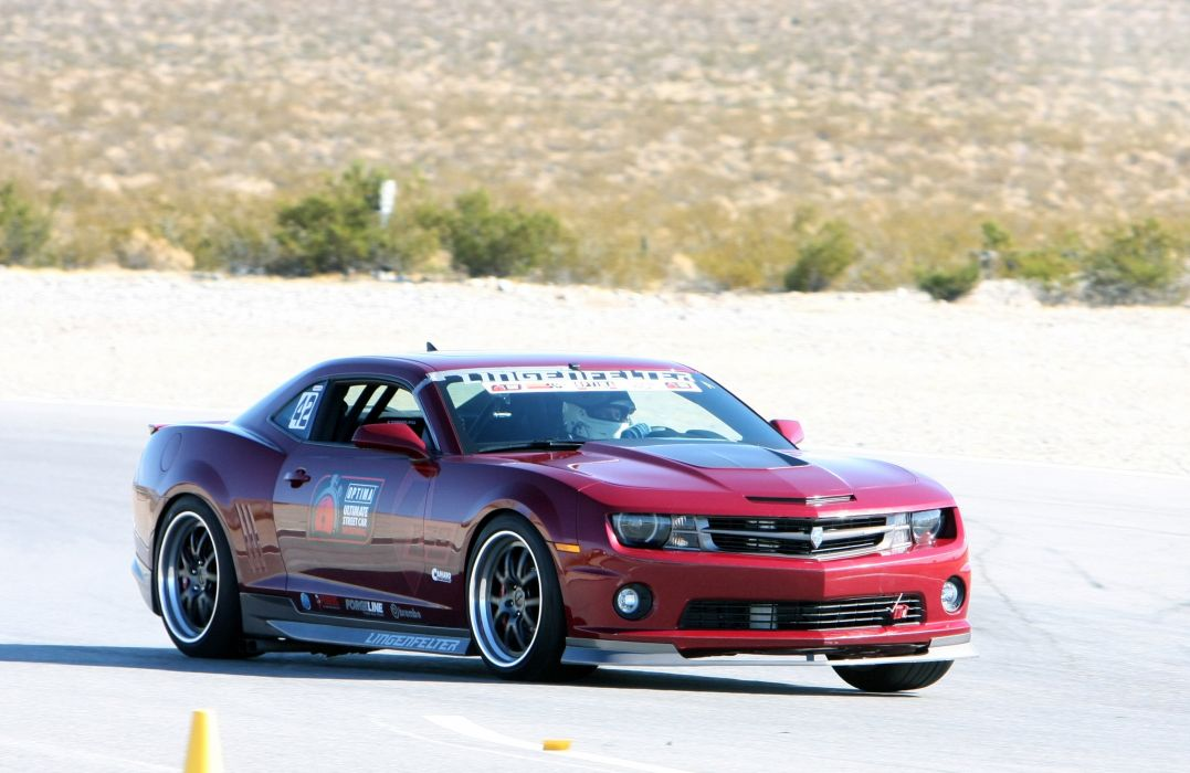 2010 Chevrolet Camaro L28 Red Lingenfelter Optima Challenge Muscle Super Car USA 4000x2600-07 wallpaper