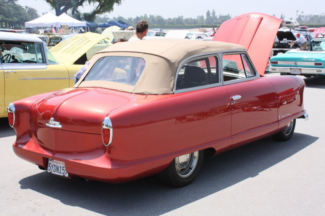 1953 Nash Rambler Custom-Hotrod Hot Rod USA 3088x2056-02 wallpaper