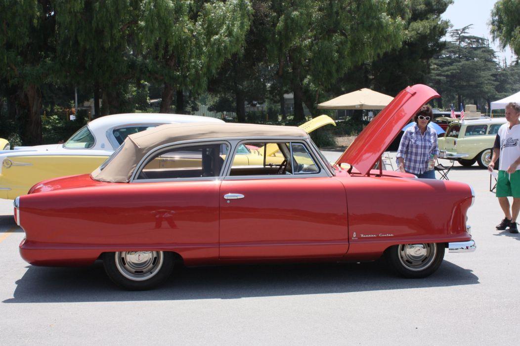 1953 Nash Rambler Custom-Hotrod Hot Rod USA 3088x2056-03 wallpaper