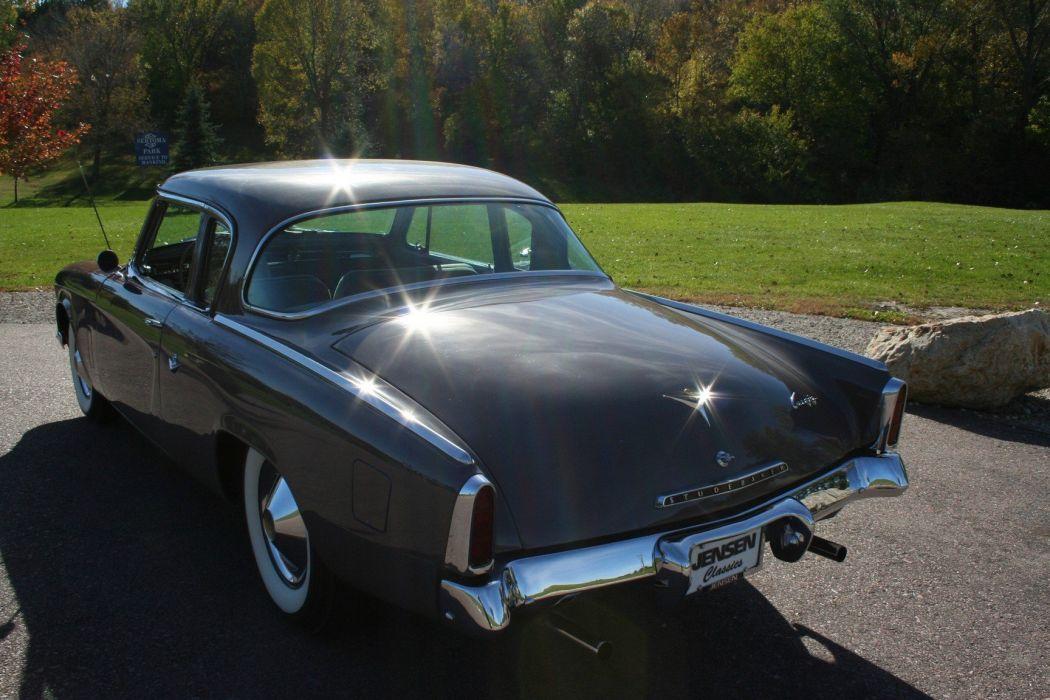 1953 Studebaker Commander Coupe 2 Door Classic Old Original USA 1728x1152-03 wallpaper