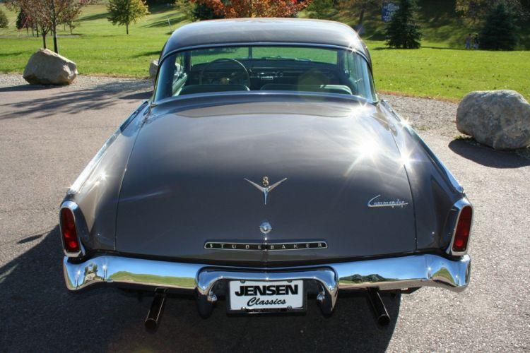 1953 Studebaker Commander Coupe 2 Door Classic Old Original USA 1728x1152-05 wallpaper