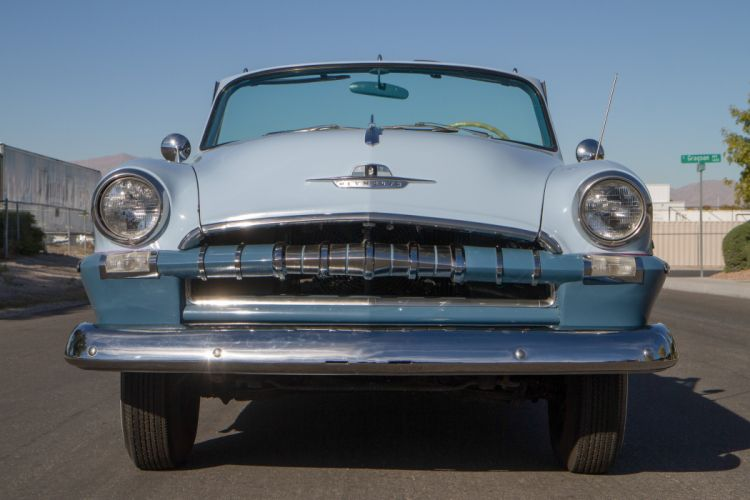 1953 Plymouth Cranbrook Convertible Classic Old Retro Vintage USA 5184x3456-04 wallpaper