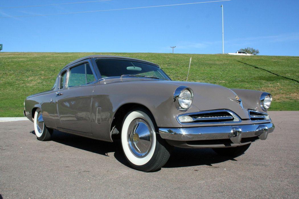 1953 Studebaker Commander Coupe 2 Door Classic Old Original USA 1728x1152-10 wallpaper