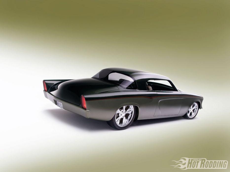 1953 Studebaker Coupe Hardtop Hotrod Streetrod Hot Rod Street USA 1600x1200-02 wallpaper
