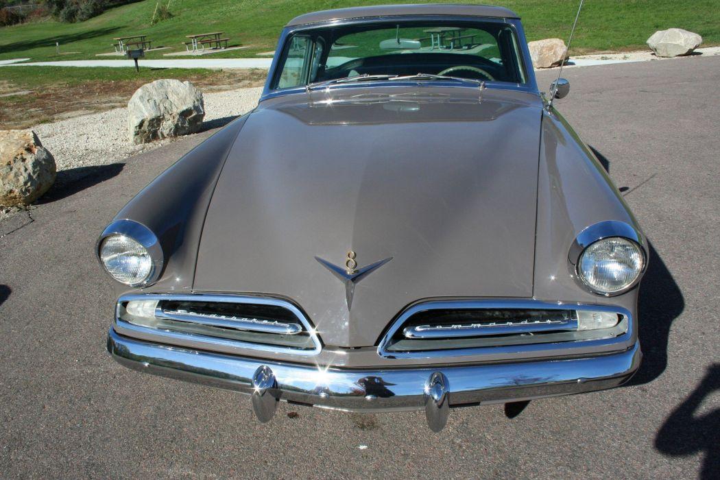 1953 Studebaker Commander Coupe 2 Door Classic Old Original USA 1728x1152-11 wallpaper