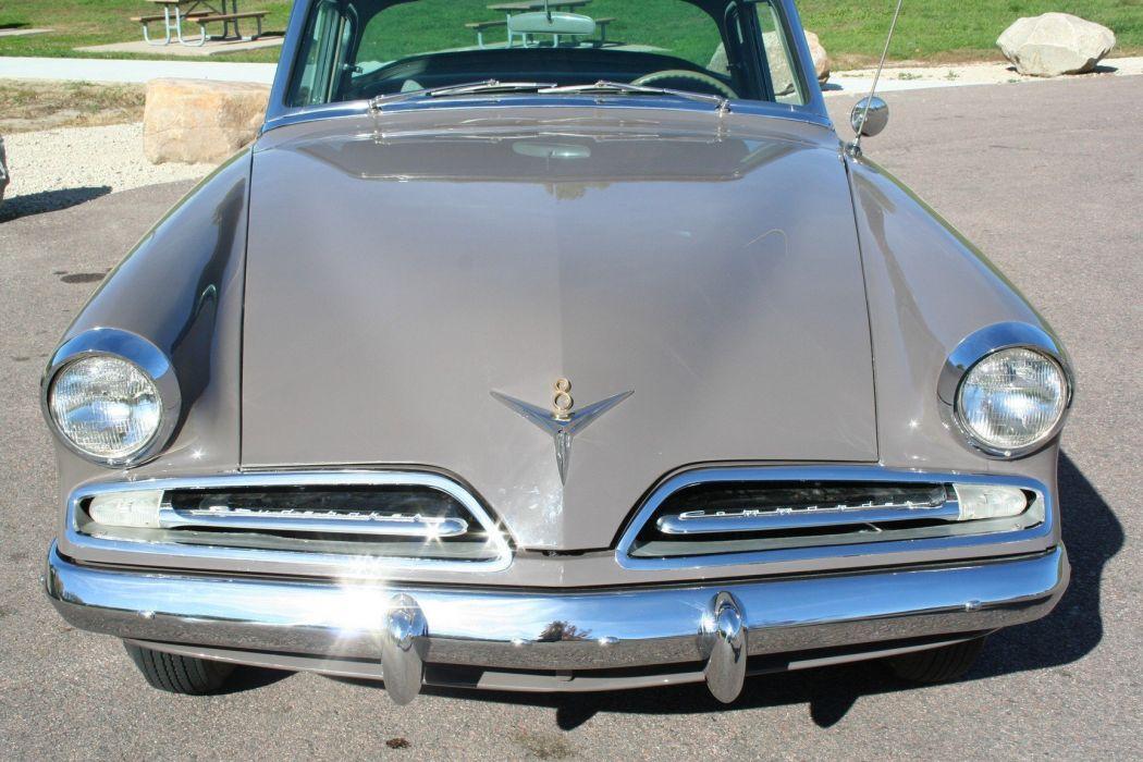 1953 Studebaker Commander Coupe 2 Door Classic Old Original USA 1728x1152-12 wallpaper